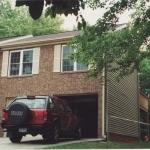 d 2nd story addition over garage