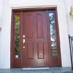 h New Front Door