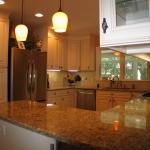 a5 Kitchen, granite countertop
