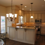 c3 Kitchen Remodel from Dining Room
