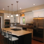a1 Kitchen with Island