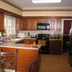 c4 Before Kitchen Remodel from Dining