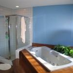 b4 Before - Old Shower and tub