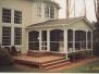 Screen Porches and Decks