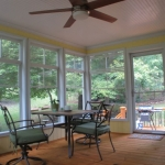 b2 Gill Screen Porch with Eze Breeze windows