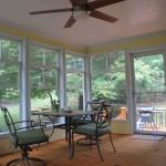 b2 Gill Screen Porch with Eze Breeze windows