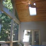 e2 Ham Screen Porch