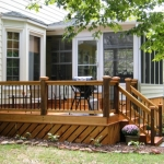 b3 Deck and 3 Season Porch