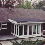 c2 Before Sunroom renovation and new deck
